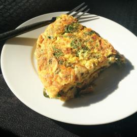 Gemüse-Omeletten